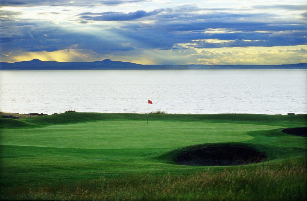 Gullane No1 11th green sm