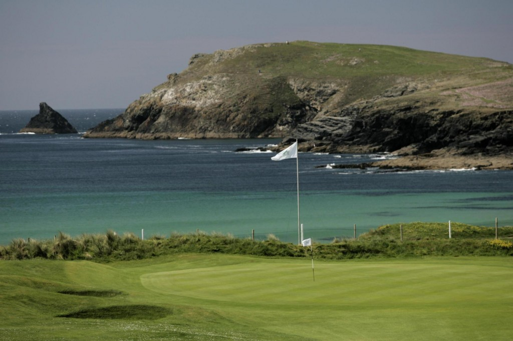 Trevose's 4th Green