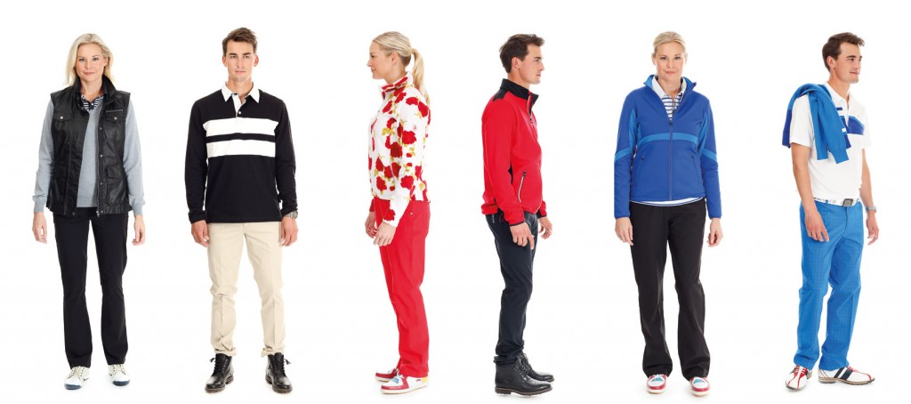 Abacus Sportswear Autumn 2014 Collection