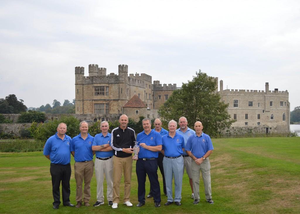 Royal Household wins Tri Castle Golf Match at Leeds Castle
