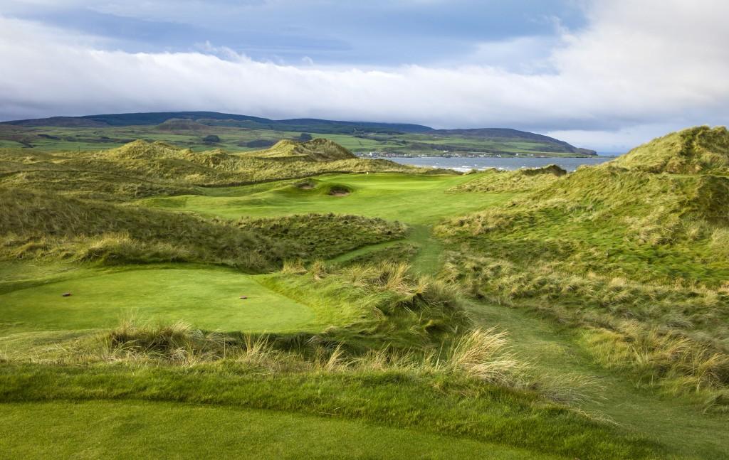 Scottish golf tournament