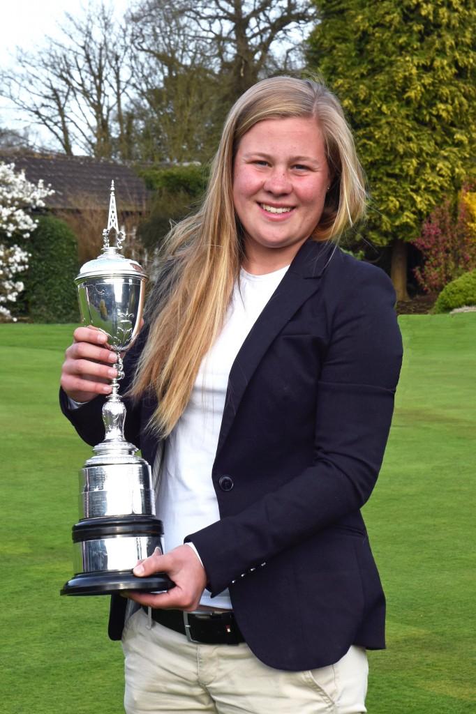 Surrey Champion 2015 Lauren Horsford