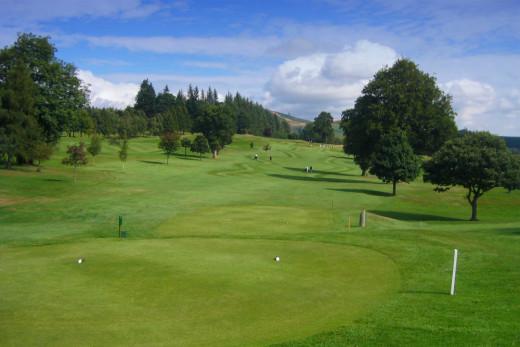 Crieff Golf Course