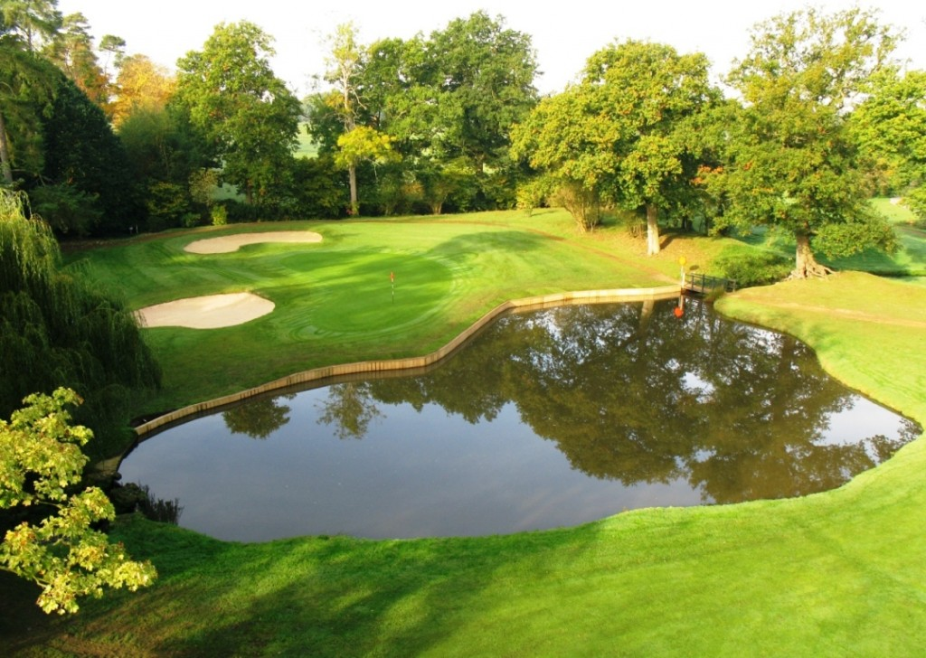 Hever Castle Golf Club 12th Hole