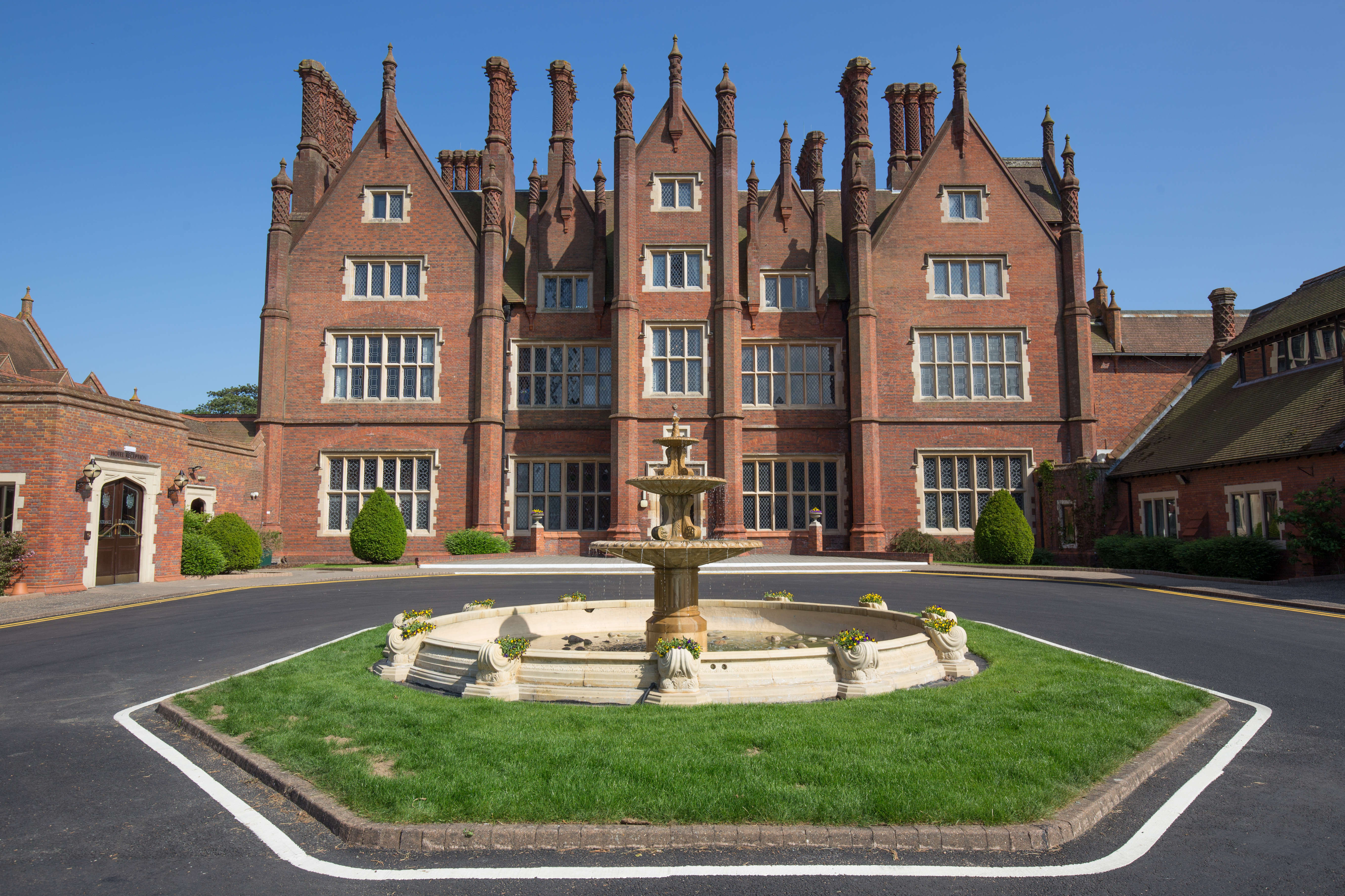 INVESTMENT IS Q FOR SUCCESS AT DUNSTON HALL