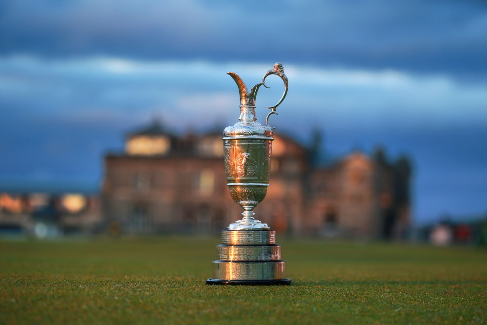 The Claret Jug Goes On Display At Bay Hill As Tribute To ...