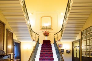 Clubhouse Staircase © Graham Dunn 2014