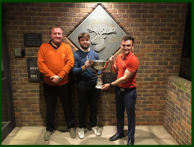 Bramshaw brothers James and Luke Willis win inaugural Bramshaw Pairs Open
