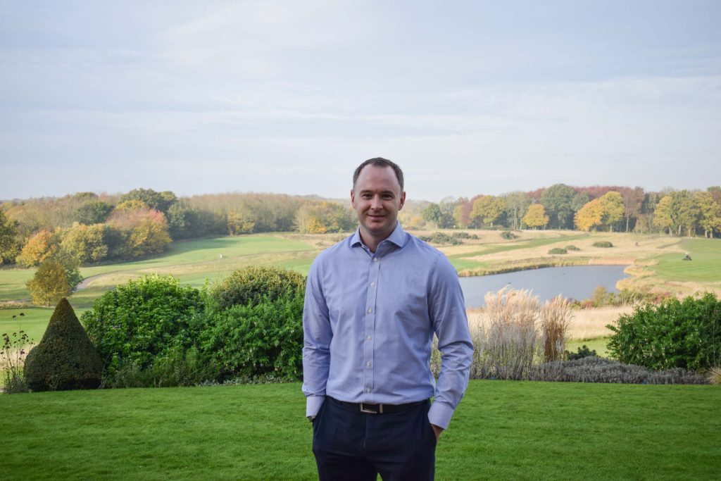 Callum Nicoll, Director of Golf at London Golf Club