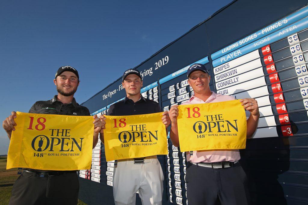 Open Qualifiers