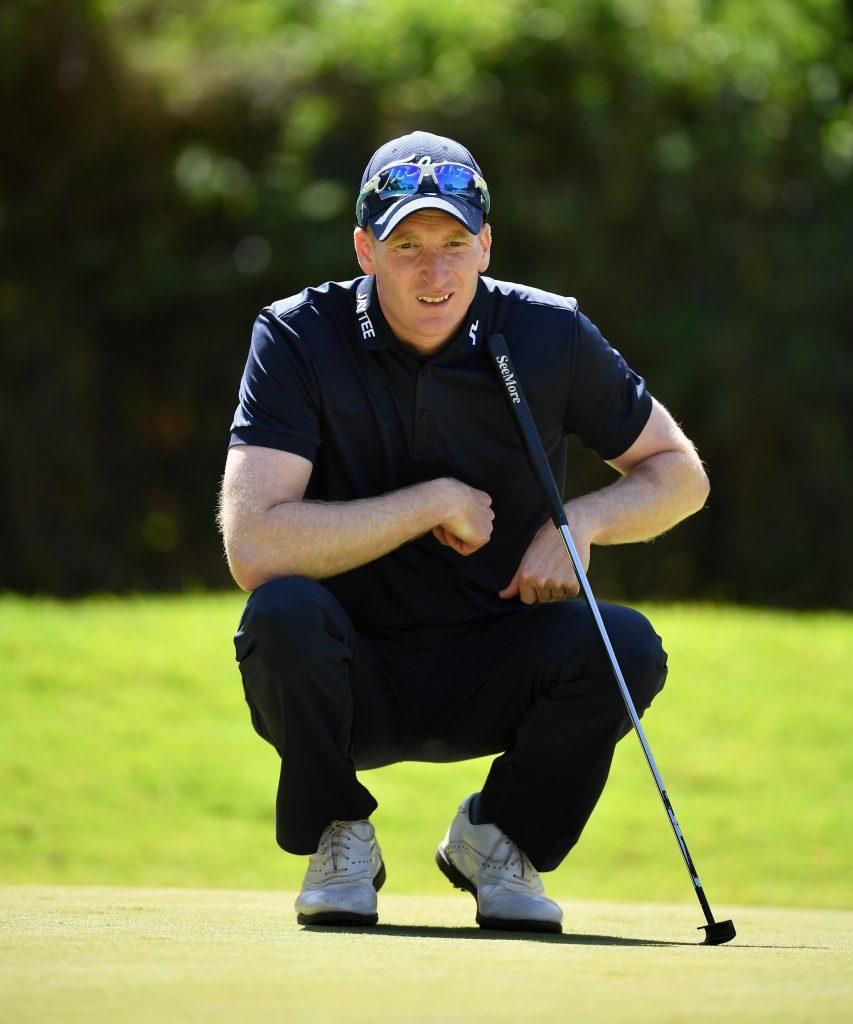 Steven Tiley European Challenge Tour player