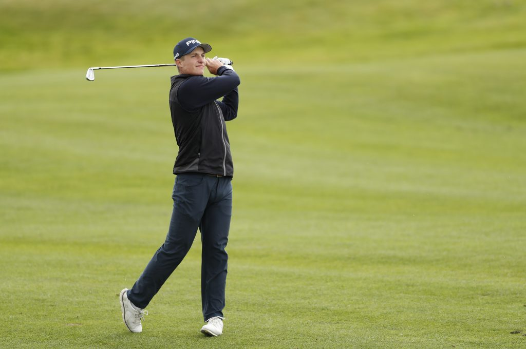 European Challenge Tour winner Calum Hill