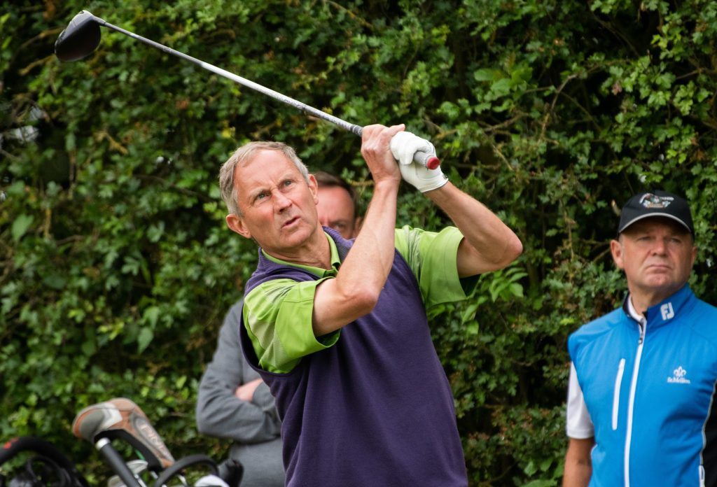 Worplesdon's Ian Attoe the reigning English Senior's Amateur Champion