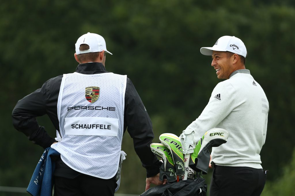San Diego's Xander Schauffele makes his first appearance in Germany in the Porsche European Open