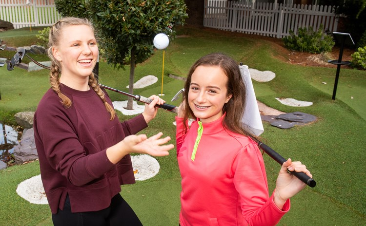 More girls are playing golf thanks to GolfSixes