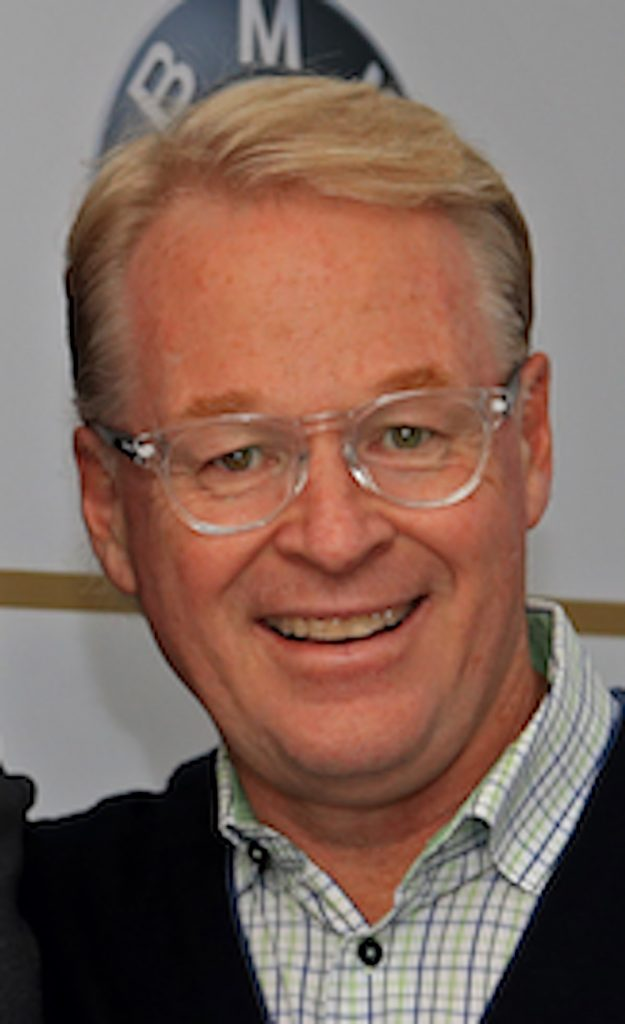 Keith Pelley European Tour chief executive