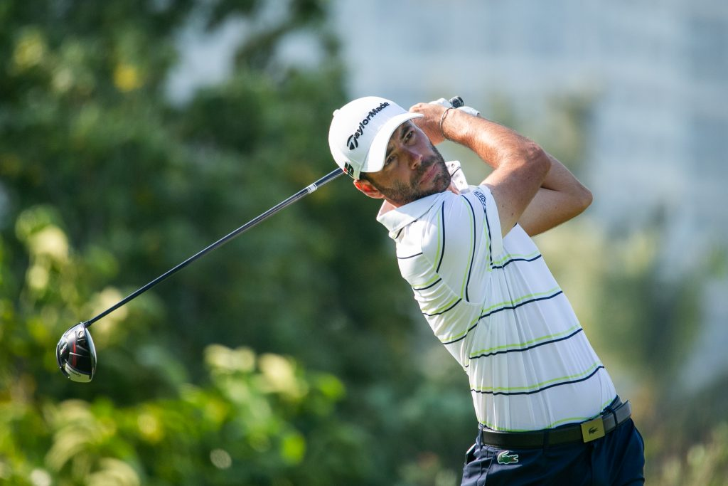 France's European Challenge Tour playerRobin Roussel