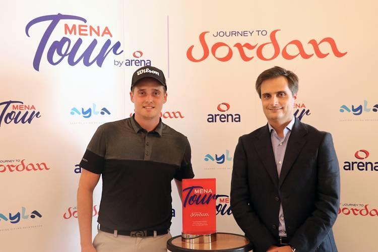2019 Abu Dhabi Open winner James Allan