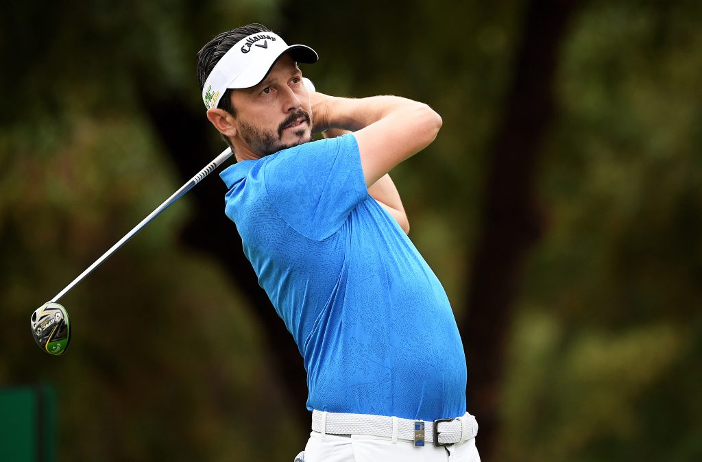 Michael Lornenzo-Vera led the 2019 DP World Tour Championship, Dubai