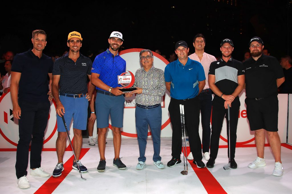 The 2019 Hero Challenge Dubai participants