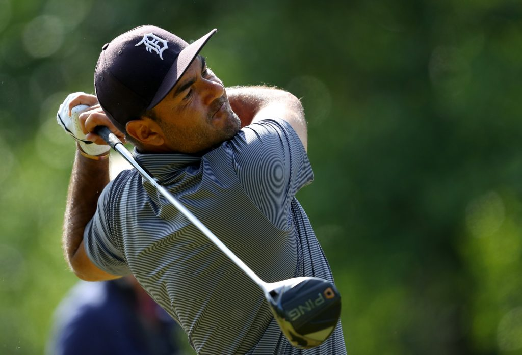 CHILEAN golfer Hugo Leon