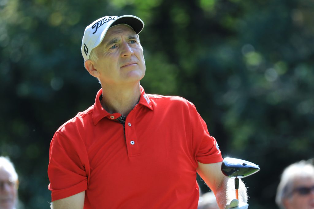 Phillip Price who leads the Staysure Tour Championship before the 2019 MCB Tour Championship – Madagascar