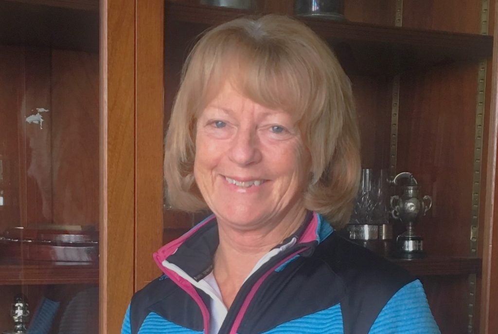 Littlestone Golf Club lady captain Sheila Stirling backs The R&A Women in Golf Charter