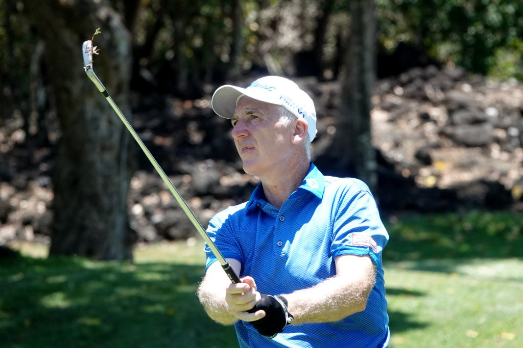 Welshman Phillip Price leads the Staysure Tour Order of Merit for the John Jacobs Trophy with one event to go in 2019 in Mauritius
