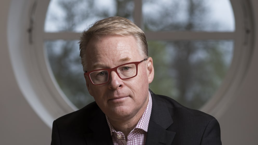 European Tour chief executive Keith Pelley