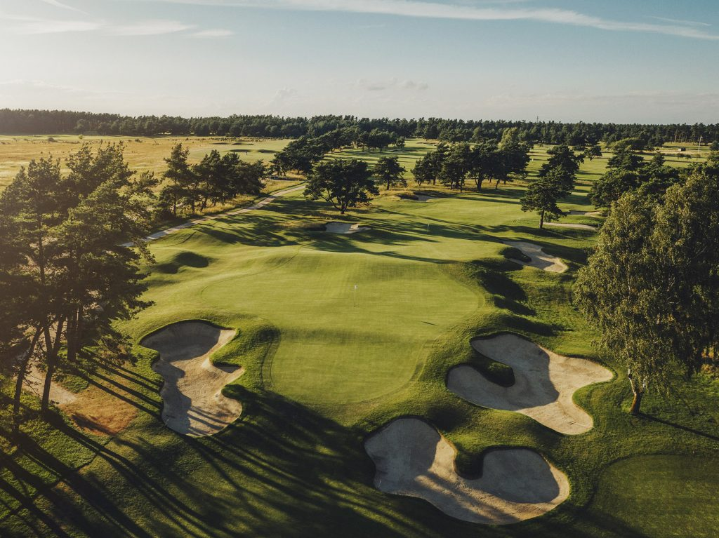 Kristianstads GK is one of Sweden's oldest golf clubs
