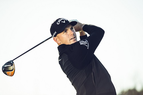 Callaway's new staff professional Matt Wallace
