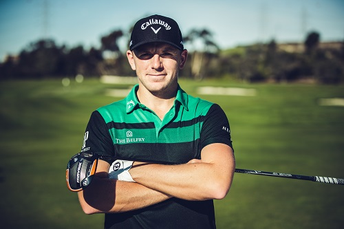 Callaway staff professional Matt Wallace