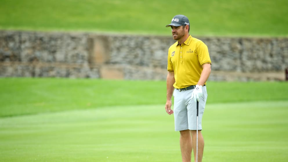 2019 South African Open winner Louis Oosthuizen