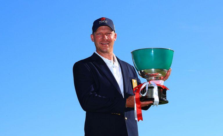 Shaun Norris 2019 Top Cup Tokai Classic winner