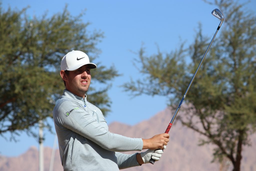 MENA Tour Championship winner Harry Konig returns to Ayla Golf Club, for the opening event on the 2020 Journey to Jordan