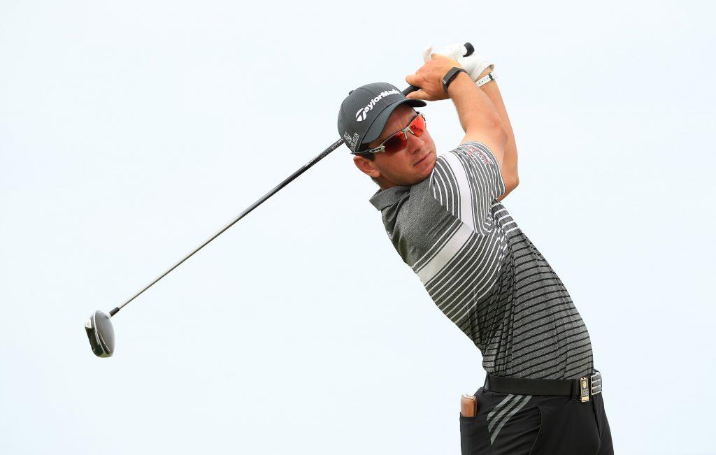 Dubai Desert Classic winner Lucas Herbert is back home in Australia for the 2020 ISPS Handa Vic Open at 13th Beach Golf Links