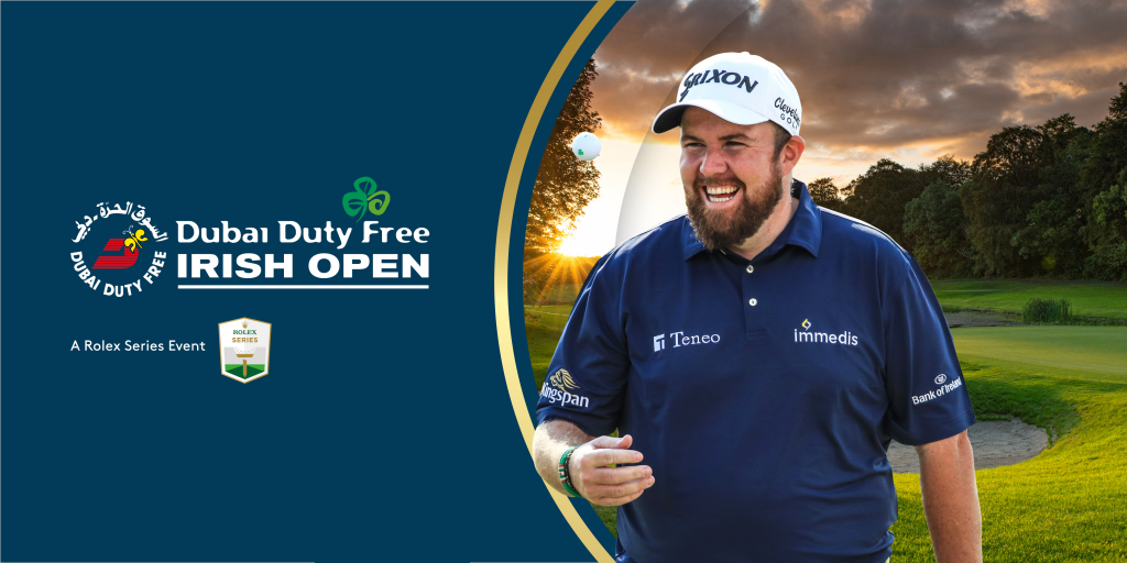 Shane Lowry will be going for a second Irish Open title when the 2020 Dubai Duty Free Irish Open is held at Mount Julliet, in May
