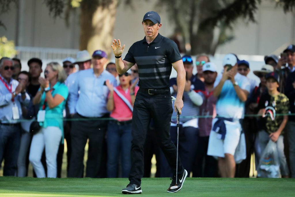 RORY McIlroy leads the 2020 WGC-Mexico Championship after a first round 65 as he seeks to complete the WGC Grand Slam