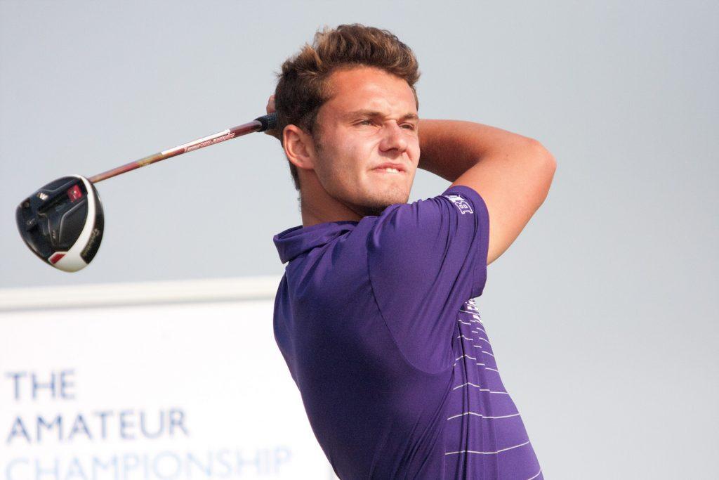 Royal Wimbledon's Ryan Lumsden