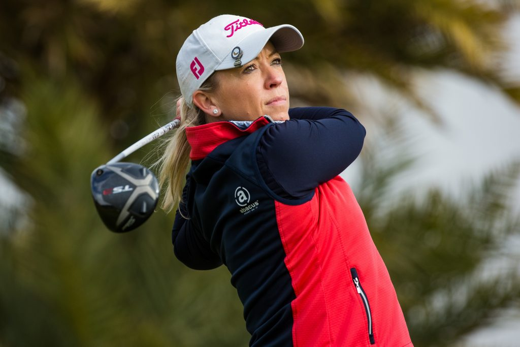 Scotland's Heather MacRae is looking forward to the inaugural 2020 Saudi Ladies International event on the LET, after surviving cervical cancer