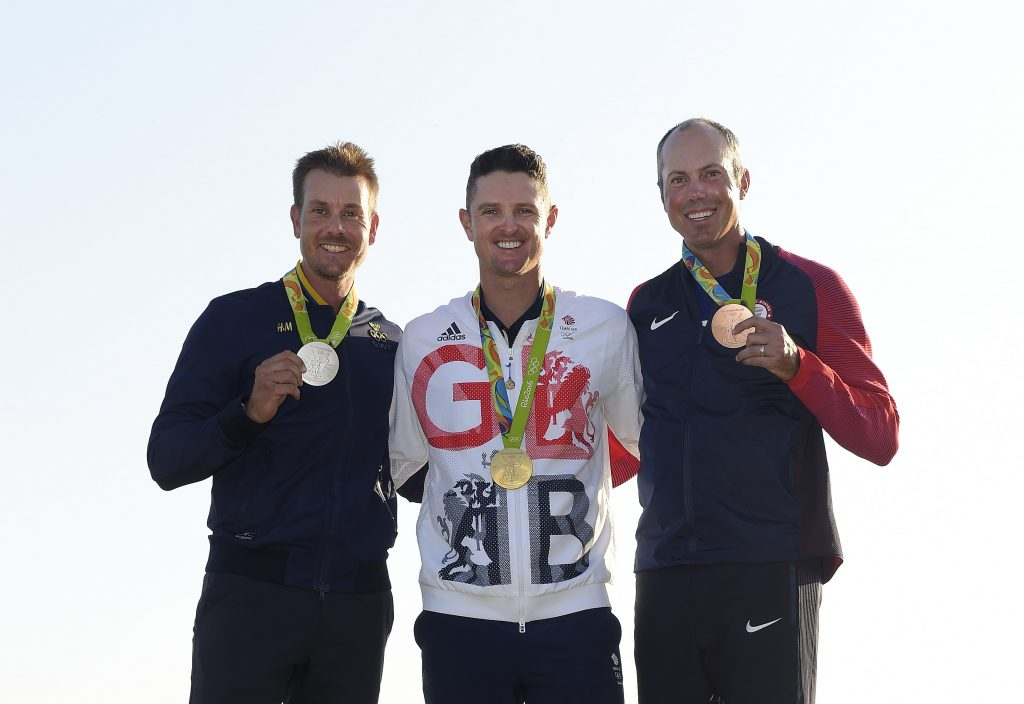 Justin Rose has backed moves to postpone the Tokyo Olympics until 2021