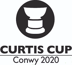 The Curtis Cup will now be played at Conwy Golf Club in 2021