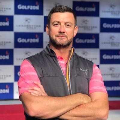 Leadbetter Golf head of education Gavin Grenville-Wood
