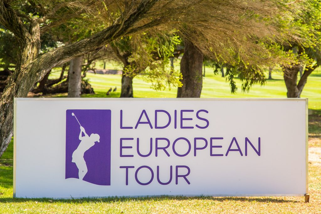 The Ladies European Tour