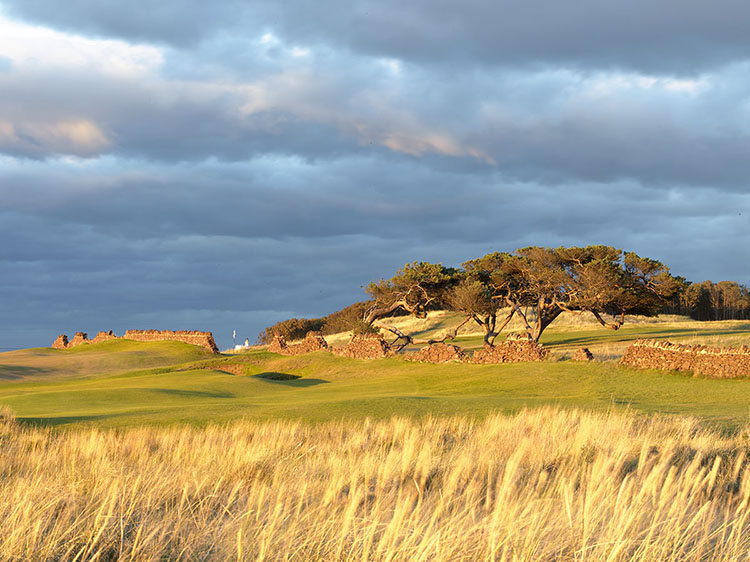 The Renaissance Club at North Berwick