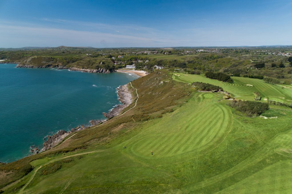 Langland Bay Golf Club has attracted more than 300 new members through the Wales Golf New2Golf membership scheme