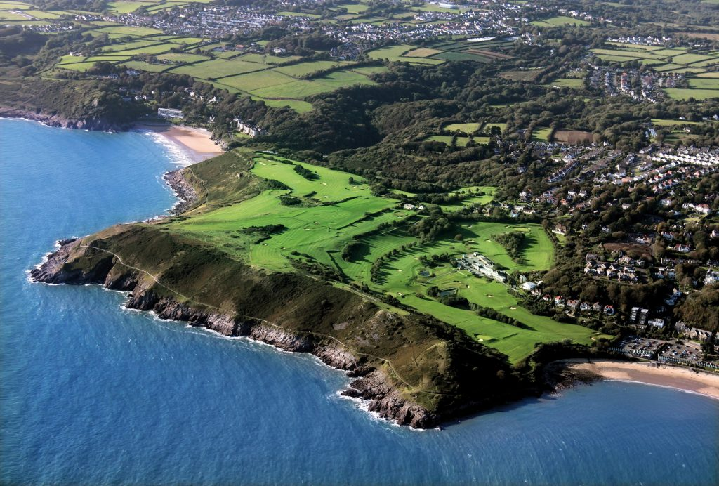 Swansea's Langland Bay Golf Club has won the 2020 Wales Golf Club of the Decade Award