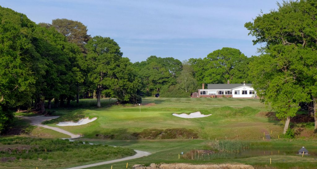 Brokenhurst Manor Golf Club in the New Forest in Hampshire will host a Women's Open in June