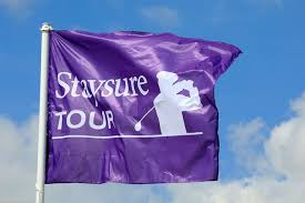 The Staysure Tour flag