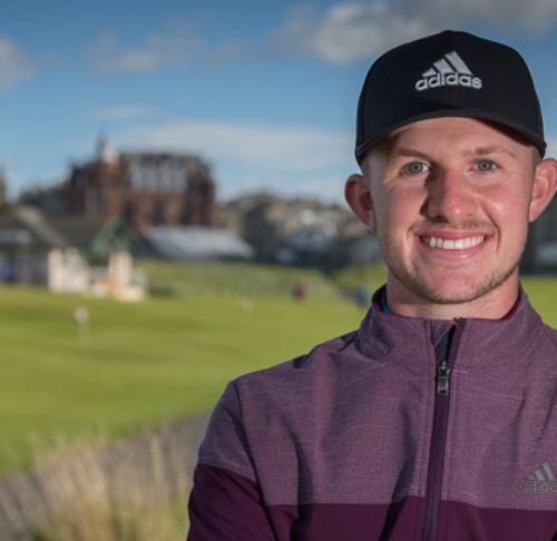 Scotland's Conor Syme looking to go one better in the 2020 Austrian Open at Diamond Country Club